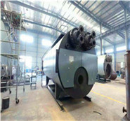 8t oil steam boiler commercial